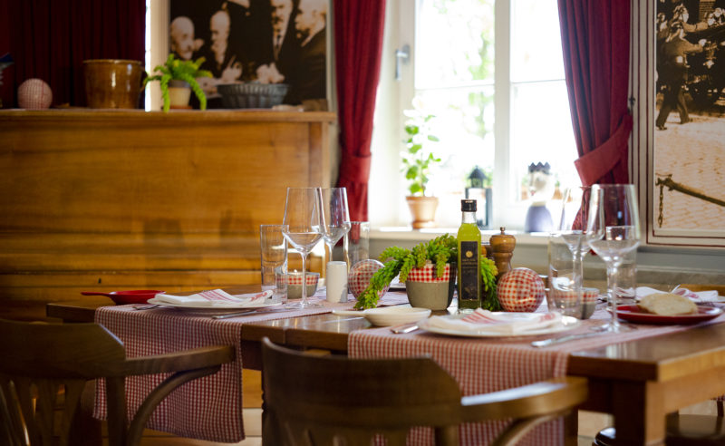 Uriges Restaurant in Neuruppin 'Die Seewirtschaft'