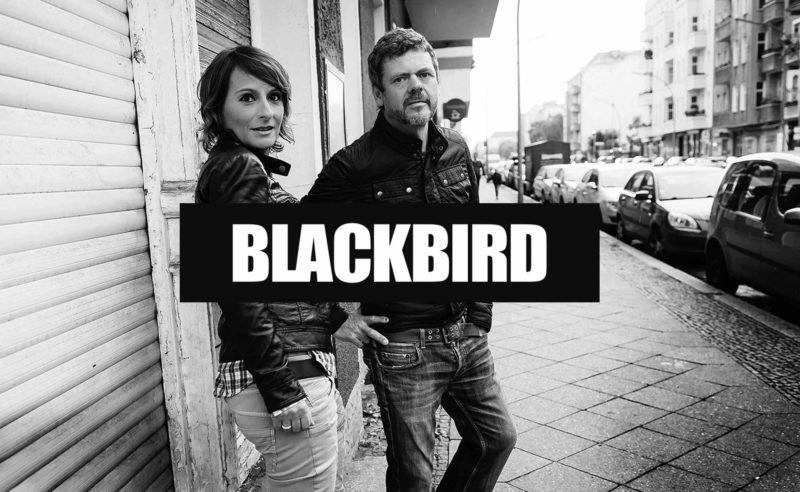 Cover der Band Blackbird